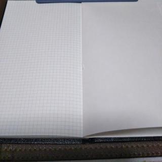 黒い手帳(ノート)