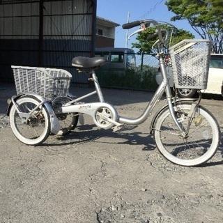 譲ります、ブリジストン大人用三輪車!