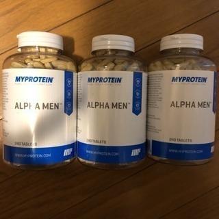 マイプロテイ アルファメン ビタミン剤