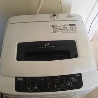 ★民泊終了セール★洗濯機