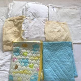 京都西川ベビー羽毛布団セット