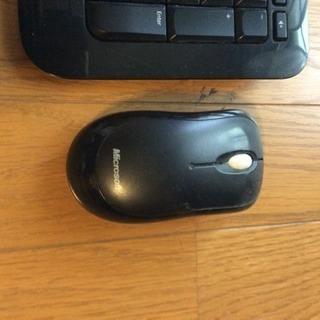 マウスとキーボード(ジャンク品)