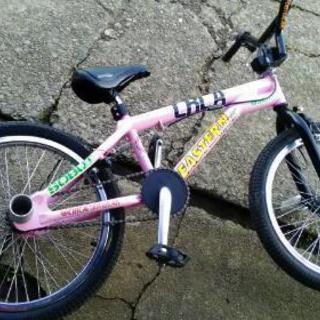 BMX  キレイです。