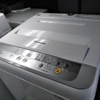 パナソニック 洗濯機 2015年モデル 5㎏ 配送設置 ご…