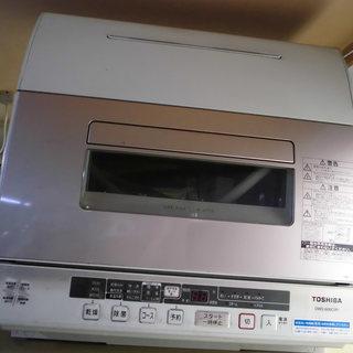 東芝 食器洗い乾燥機 DWS-600C(P) パールピンク 6人...