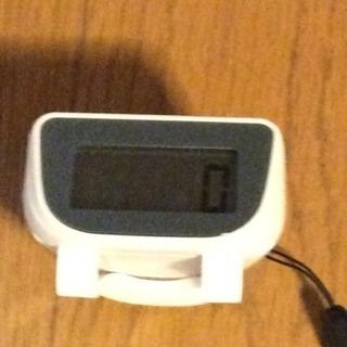 電池式万歩計