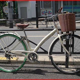 ★リサイクル(再生)自転車・中古自転車・ファッションサイクル・2...