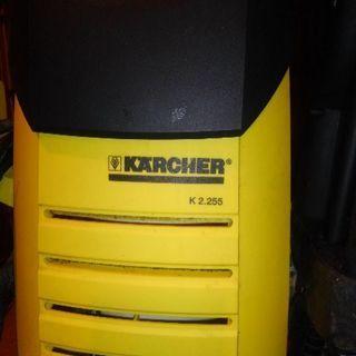 高圧洗浄器KARCHER