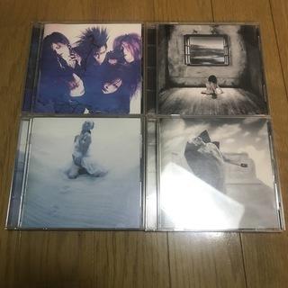 LUNA SEA CDセット(活動休止前のアルバム全10枚+カバ...