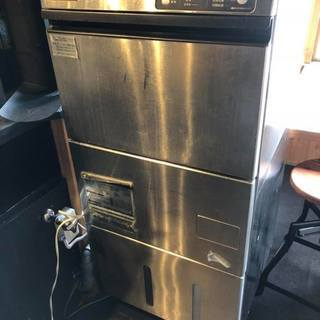 業務用食洗器(ラック付き)