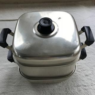 蒸し器 24センチ