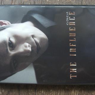 韓流  イ・ビョンホン 映画『インフルエンス』DVD