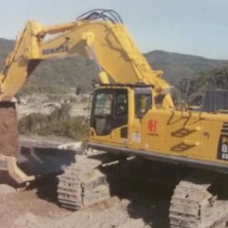 大型建設機械オペレーター、現場管理者