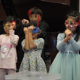 演劇の基礎・ロシアの演劇メソッドで、子どものコミュニケーシ…