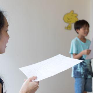 演劇の基礎・ロシアの演劇メソッドで、子どものコミュニケーションや伝える力を伸ばそう! − 東京都