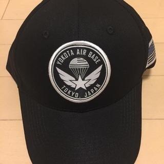 新品 キャップ(野球帽) Yokota Air Base ロゴ