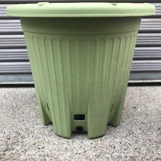 美品‼︎植木鉢 楽々菜園380 丸型(大)