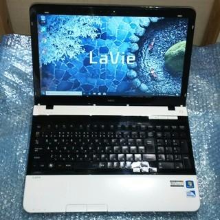 LaVie改56 Core i7 SSD HDD Win10