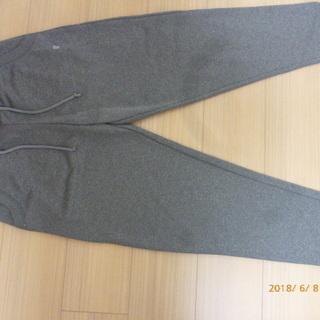女性用 スエットパンツ Lサイズ (中古 グレー)