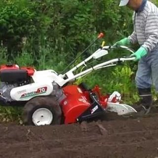 耕運機と草刈機貸してください!