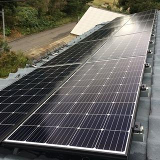 太陽光発電や蓄電池販売施工
