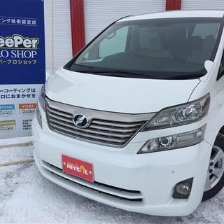 トヨタ ヴェルファイア 3.5V 4WD 自社レンタカー 大処分...