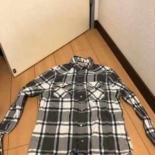 中古 ホリスター メンズ長袖シャツ