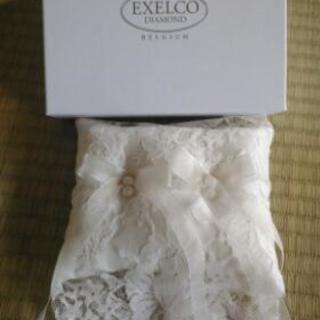 リングピロー  EXELCO DIAMOND