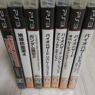 PS3ソフト7本セット