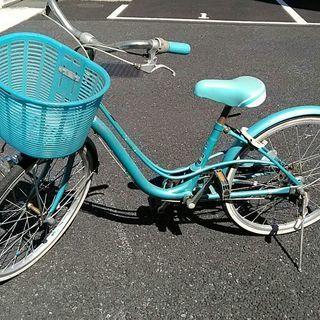 子供用自転車 パナソニックチャペル 売ります。