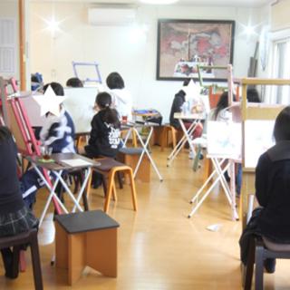 小学生から大人まで対応 札幌市豊平区にある絵画教室 天神山アートスクール