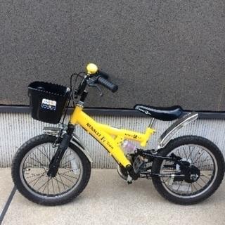 子供用自転車 16インチ 補助輪有