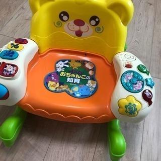 ベビー 椅子 おもちゃ