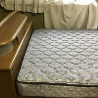 決まりました ☆  中古品  シングルベッド