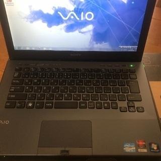 SONY ノートパソコン VAIO Sシリーズ