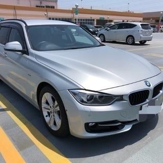 低走行!車検2年付!BMW 320i ツーリング フル装備!