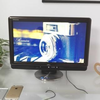 高級感のあるブラックブラウン★ corei5で高性能♪ ブルーレイ対応☆ タッチパネル! カメラ搭載 メモリ4G! 大容量1000G windows10 64Bit 富士通 美品 ESPRIMO  一体型デスクトップ 20型 DVDマルチ 高級感のある黒茶 かっこいい キーボード&マウス付き  速い 簡単 初心者向き  − 福岡県