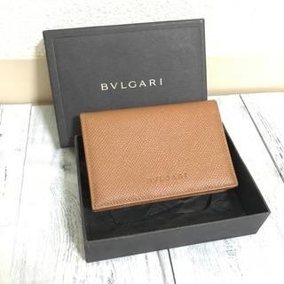 ブルガリ ビジネスカードケース