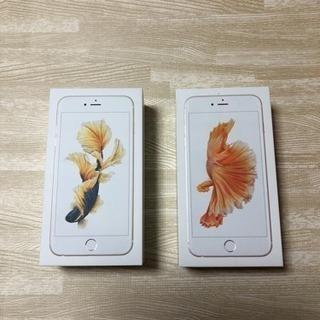 iphone6S plus64GB★空箱とイヤホンのみになります。