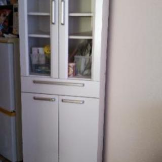 食器棚(白)