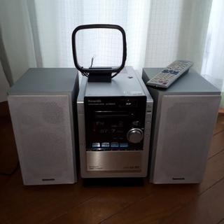 パナソニック ミニコンポ SC-PM930DVD