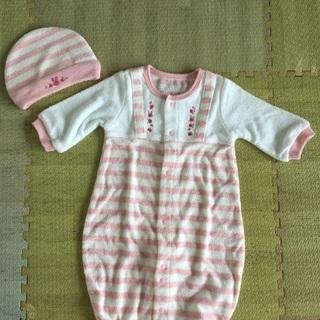 [新品・未使用品] 新生児〜生後3ヶ月くらい 肌着 ロンパース等セット - 日田市