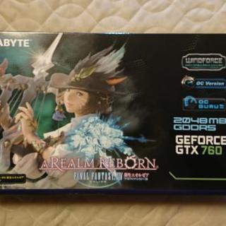【値下げ】GEFORCE  GTX760  2GB