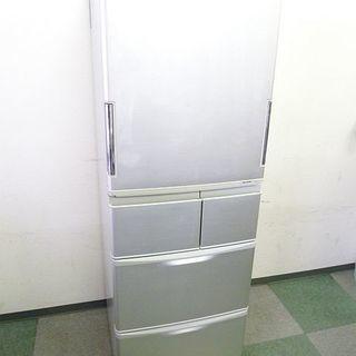 SHARP シャープ プラズマクラスター 冷蔵庫 416L どっ...