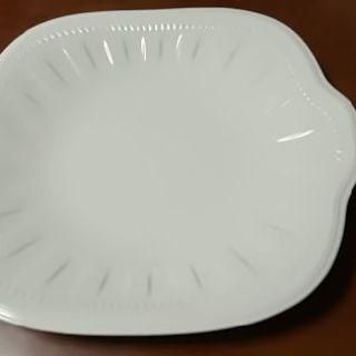 美品 ウェッジウッド 皿 白