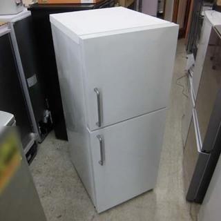 PayPay対応 137L冷蔵庫 無印良品 09年製  M-R14...