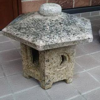 ミニ石灯籠
