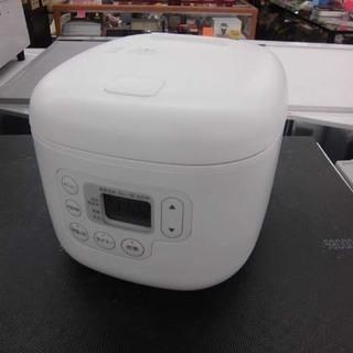 西野店 無印良品 3合炊き炊飯器 ジャー MJ-RC3A 15年製