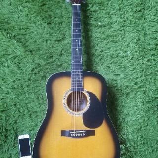 ★美品★ミニギターSepia crue w-120-ts ギター...