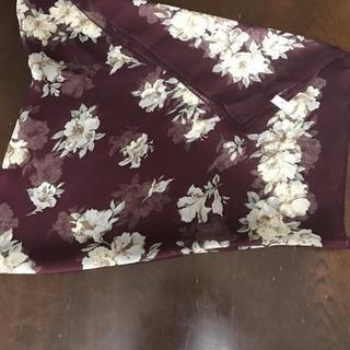 絹100%  日本製 スカーフ